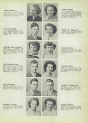 Page 13, 1949 Edition, Williamsport High School - Goldenrod Yearbook (Williamsport, IN) online yearbook collection
