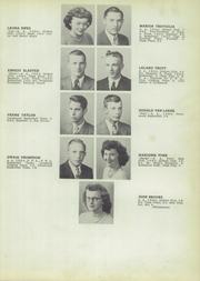 Page 15, 1949 Edition, Williamsport High School - Goldenrod Yearbook (Williamsport, IN) online yearbook collection