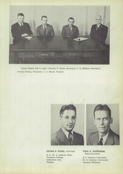 Page 9, 1949 Edition, Williamsport High School - Goldenrod Yearbook (Williamsport, IN) online yearbook collection