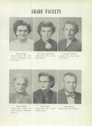Page 13, 1956 Edition, Williamsport High School - Goldenrod Yearbook (Williamsport, IN) online yearbook collection