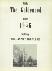 Page 5, 1956 Edition, Williamsport High School - Goldenrod Yearbook (Williamsport, IN) online yearbook collection