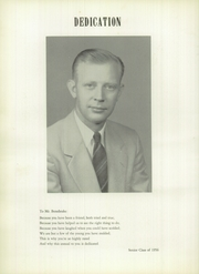 Page 8, 1956 Edition, Williamsport High School - Goldenrod Yearbook (Williamsport, IN) online yearbook collection