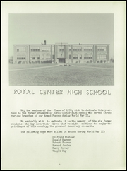Page 11, 1950 Edition, Royal Center High School - Periscope Yearbook (Royal Center, IN) online yearbook collection