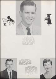 Page 10, 1956 Edition, Dubois High School - Echo Yearbook (Dubois, IN) online yearbook collection