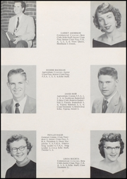 Page 11, 1956 Edition, Dubois High School - Echo Yearbook (Dubois, IN) online yearbook collection