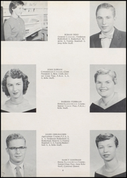 Page 12, 1956 Edition, Dubois High School - Echo Yearbook (Dubois, IN) online yearbook collection