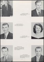 Page 13, 1956 Edition, Dubois High School - Echo Yearbook (Dubois, IN) online yearbook collection