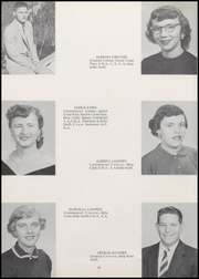 Page 14, 1956 Edition, Dubois High School - Echo Yearbook (Dubois, IN) online yearbook collection