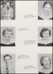 Page 15, 1956 Edition, Dubois High School - Echo Yearbook (Dubois, IN) online yearbook collection
