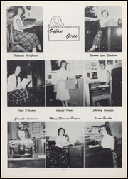 Page 17, 1956 Edition, Dubois High School - Echo Yearbook (Dubois, IN) online yearbook collection