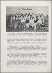 Page 6, 1956 Edition, Dubois High School - Echo Yearbook (Dubois, IN) online yearbook collection