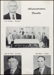 Page 8, 1956 Edition, Dubois High School - Echo Yearbook (Dubois, IN) online yearbook collection
