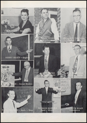 Page 9, 1956 Edition, Dubois High School - Echo Yearbook (Dubois, IN) online yearbook collection