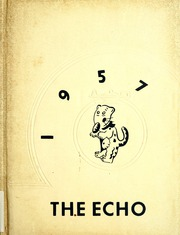 1957 Edition, Dubois High School - Echo Yearbook (Dubois, IN)