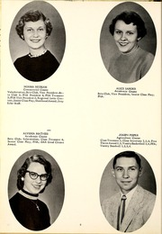 Page 12, 1957 Edition, Dubois High School - Echo Yearbook (Dubois, IN) online yearbook collection