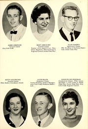 Page 13, 1957 Edition, Dubois High School - Echo Yearbook (Dubois, IN) online yearbook collection