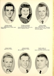 Page 15, 1957 Edition, Dubois High School - Echo Yearbook (Dubois, IN) online yearbook collection