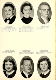 Page 17, 1957 Edition, Dubois High School - Echo Yearbook (Dubois, IN) online yearbook collection