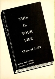 Page 5, 1957 Edition, Dubois High School - Echo Yearbook (Dubois, IN) online yearbook collection