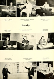 Page 7, 1957 Edition, Dubois High School - Echo Yearbook (Dubois, IN) online yearbook collection