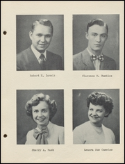 Page 15, 1949 Edition, Fortville High School - Silhouette Yearbook (Fortville, IN) online yearbook collection
