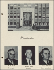 Page 9, 1949 Edition, Fortville High School - Silhouette Yearbook (Fortville, IN) online yearbook collection