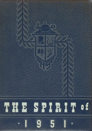 Page 1, 1951 Edition, Bunker Hill High School - Spirit Yearbook (Bunker Hill, IN) online yearbook collection