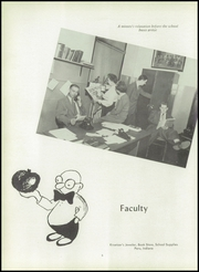 Page 10, 1951 Edition, Bunker Hill High School - Spirit Yearbook (Bunker Hill, IN) online yearbook collection