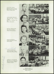 Page 12, 1951 Edition, Bunker Hill High School - Spirit Yearbook (Bunker Hill, IN) online yearbook collection