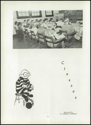 Page 14, 1951 Edition, Bunker Hill High School - Spirit Yearbook (Bunker Hill, IN) online yearbook collection