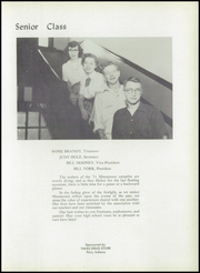 Page 15, 1951 Edition, Bunker Hill High School - Spirit Yearbook (Bunker Hill, IN) online yearbook collection