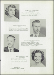 Page 17, 1951 Edition, Bunker Hill High School - Spirit Yearbook (Bunker Hill, IN) online yearbook collection