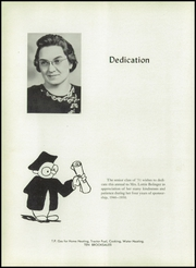 Page 8, 1951 Edition, Bunker Hill High School - Spirit Yearbook (Bunker Hill, IN) online yearbook collection