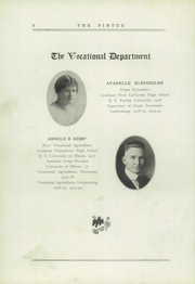Page 12, 1920 Edition, Veedersburg High School - Pintus Yearbook (Veedersburg, IN) online yearbook collection