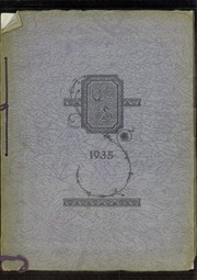 Page 1, 1935 Edition, Veedersburg High School - Pintus Yearbook (Veedersburg, IN) online yearbook collection