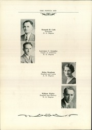 Page 16, 1935 Edition, Veedersburg High School - Pintus Yearbook (Veedersburg, IN) online yearbook collection