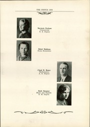 Page 17, 1935 Edition, Veedersburg High School - Pintus Yearbook (Veedersburg, IN) online yearbook collection