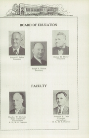 Page 11, 1939 Edition, Veedersburg High School - Pintus Yearbook (Veedersburg, IN) online yearbook collection