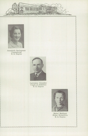 Page 13, 1939 Edition, Veedersburg High School - Pintus Yearbook (Veedersburg, IN) online yearbook collection