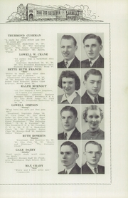 Page 17, 1939 Edition, Veedersburg High School - Pintus Yearbook (Veedersburg, IN) online yearbook collection
