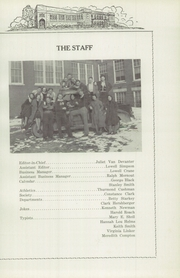 Page 7, 1939 Edition, Veedersburg High School - Pintus Yearbook (Veedersburg, IN) online yearbook collection