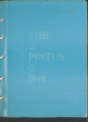 Page 1, 1949 Edition, Veedersburg High School - Pintus Yearbook (Veedersburg, IN) online yearbook collection