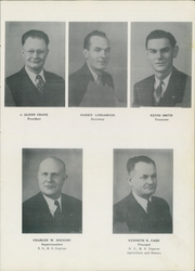 Page 11, 1949 Edition, Veedersburg High School - Pintus Yearbook (Veedersburg, IN) online yearbook collection