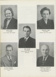 Page 12, 1949 Edition, Veedersburg High School - Pintus Yearbook (Veedersburg, IN) online yearbook collection