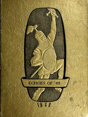 1949 Edition, North Salem High School - Echo Yearbook (North Salem, IN)