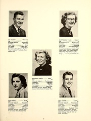 Page 11, 1950 Edition, North Salem High School - Echo Yearbook (North Salem, IN) online yearbook collection