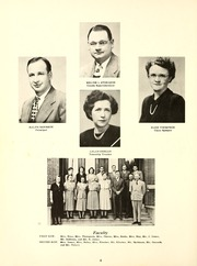 Page 8, 1950 Edition, North Salem High School - Echo Yearbook (North Salem, IN) online yearbook collection