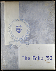 1956 Edition, North Salem High School - Echo Yearbook (North Salem, IN)