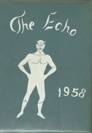 1958 Edition, North Salem High School - Echo Yearbook (North Salem, IN)