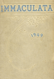 Page 1, 1949 Edition, St Marys High School - Immaculata Yearbook (Michigan City, IN) online yearbook collection